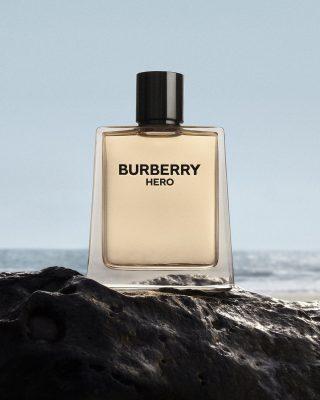 BURBERRY HERO - THE NEW FRAGRANCE FOR MEN