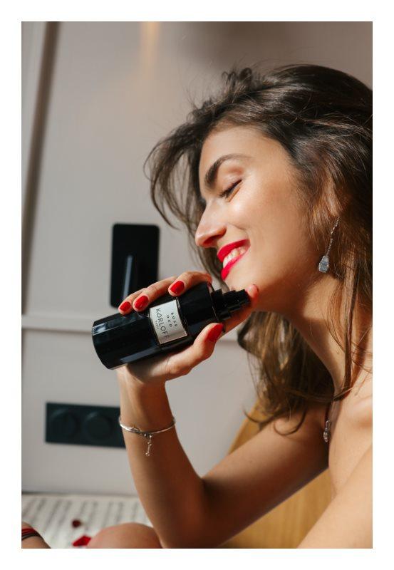 KORLOFF Rose Oud Eau de Parfum Spray