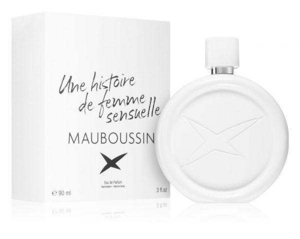 Mauboussin Une Histoire de Femme Sensuelle